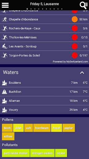 Swiss Weather 1.7.0.19 Screenshots 5
