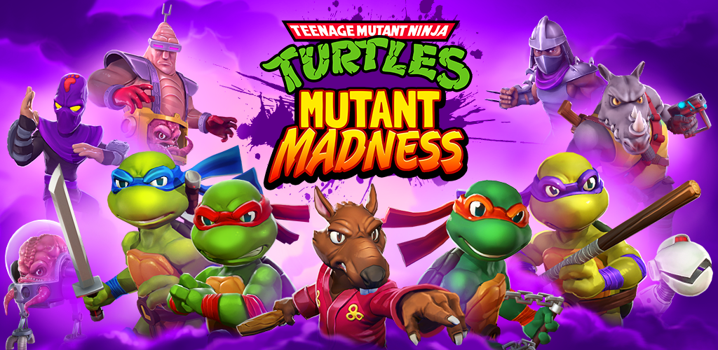 TMNT: Mutant Madness poster 0