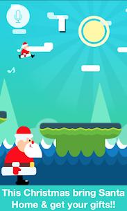 Santa Claus Scream:Endless Run & Jump Game Online Hack Android & iOS 3