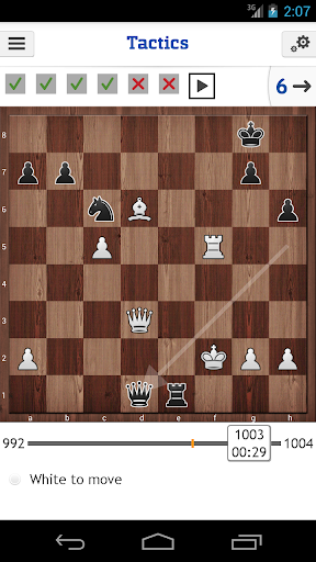 Chess - play, train & watch 1.4.20 screenshots 1