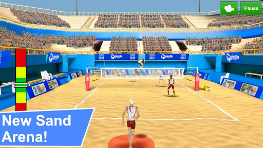 Volleyball Champions 3D - Online Sports Game 7.1 screenshots 1