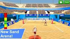 バレーボール 3Dのおすすめ画像1