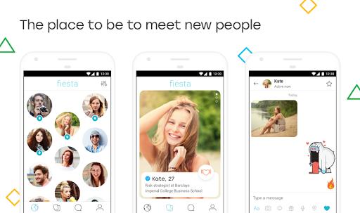Fiesta by Tango - Find, Meet and Make New Friends  screenshots 1