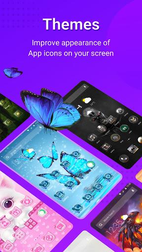 APUS Launcher - 3D Themes HD Wallpapersuff0cHide Apps apktram screenshots 1