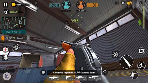 Alone Shooter : 1v1 Offline Clash Squad 2021 Apkfinish screenshots 4