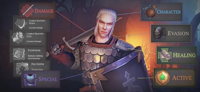 Grim Soul Dark Fantasy Survival v3.3.0 Mod Hileli Apk Güncel 2021** 4