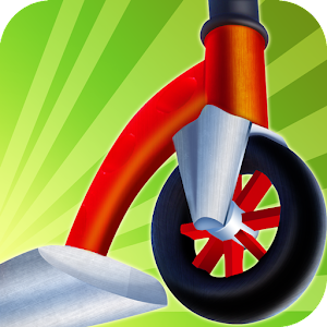 Scooter X 1.41 by Solid Rock Apps logo