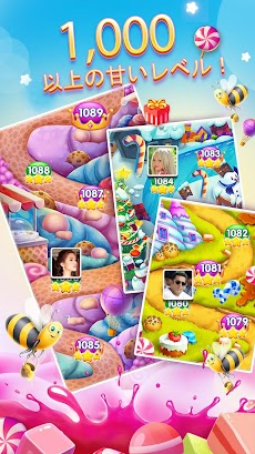 Candy Charming - 2021 Match 3 Puzzle Free Gamesのおすすめ画像3
