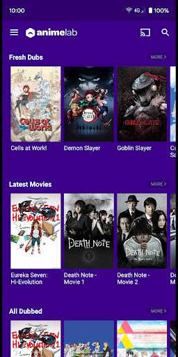 AnimeLab - Watch Anime Free 2.7.1 Screenshots 6