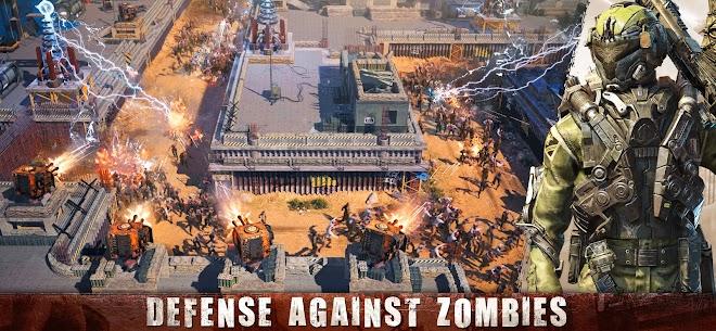 Age of Z Origins Zombi , Hayatta Kalma Oyunu Full Apk İndir 2