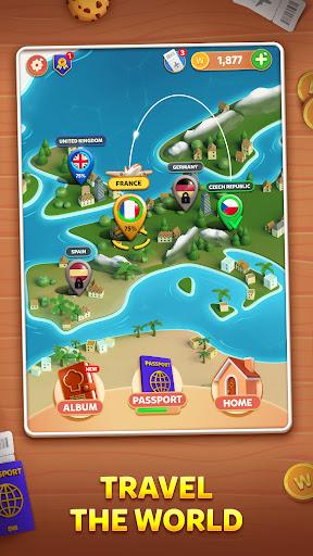Wordelicious: Food & Travel - Word Puzzle Game apkdebit screenshots 11