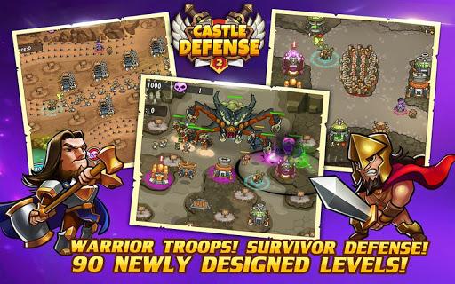 Castle Defense 2  Screenshots 2