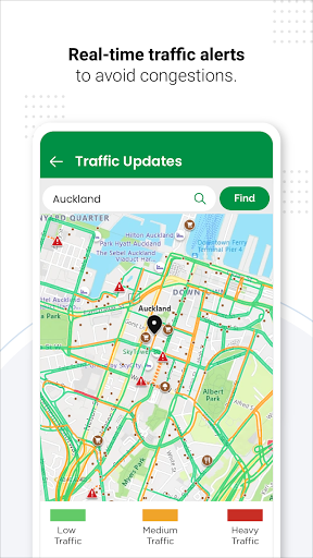 GPS Live Navigation, Maps, Directions and Explore android2mod screenshots 7