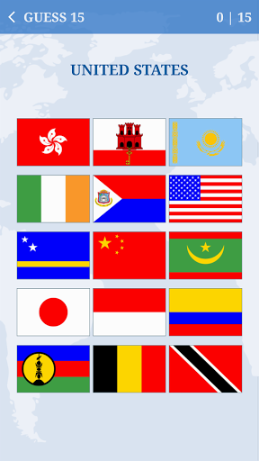 The Flags of the World u2013 World Flags Quiz Apkfinish screenshots 6