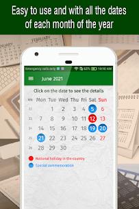 Download nigeria calendar 2021 nigeria For Your Pc, Windows and Mac 2
