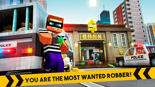 ud83dude94 Robber Race Escape ud83dude94 Police Car Gangster Chase  Screenshots 15