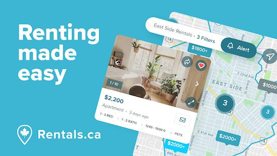 Rentals.ca :) Apartment Finder 1.3.1 Screenshots 1