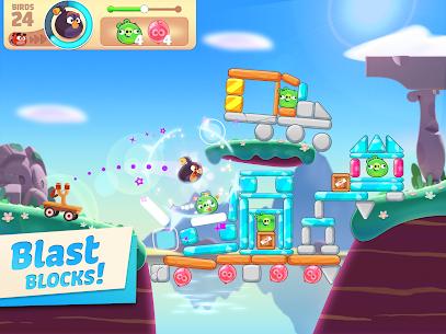 Angry Birds Journey Mod Apk 1.8.0 (Endless Lives) 7