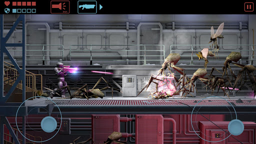 Metal Ranger. 2D Shooter 3.23 screenshots 6