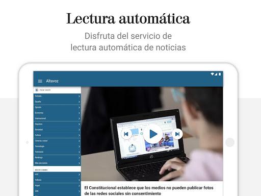 El Mundo - Diario lu00edder online 5.0.24 Screenshots 11