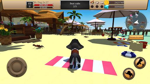 Dog Simulator - Animal Life  screenshots 12