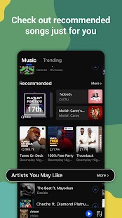Boomplay: Home of Music Screenshot