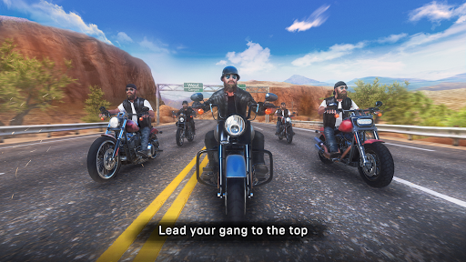 Outlaw Riders: War of Bikers apkdebit screenshots 16