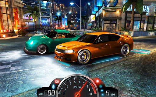 Fast cars Drag Racing game 1.1.4 screenshots 4