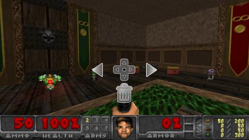 Delta Touch [7 x Doom engine source port]  screenshots 11