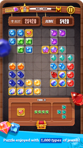 Jewels Block Puzzle Play 1.0.6 pic 1