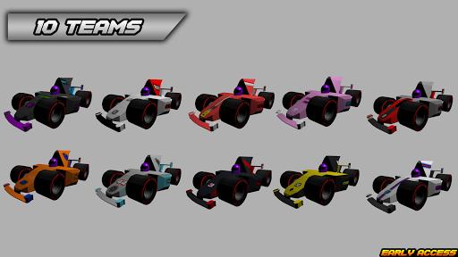 Mini Formula Racing screenshots 1