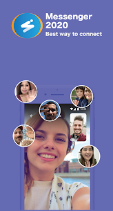 New Messenger 2021- Free messages and Video Call 1