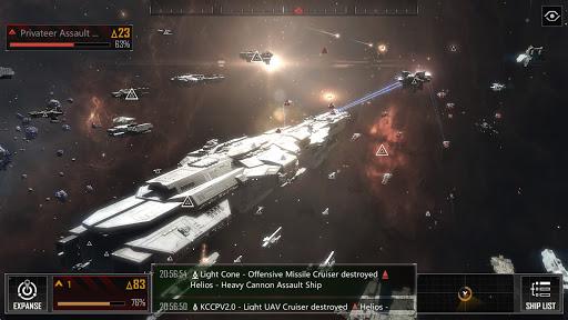 Infinite Lagrange apkslow screenshots 8