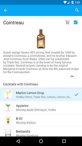 my cocktail bar pro screenshot 3