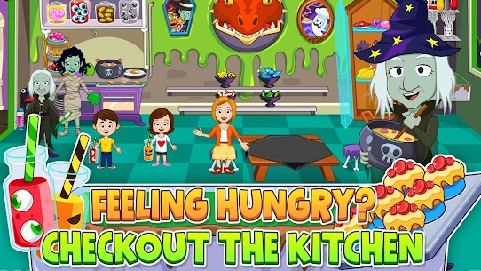 My Town : Haunted House Free (MOD, Unlimited Money) 4