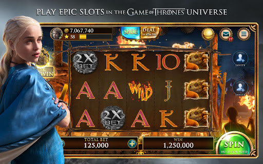 Game of Thrones Slots Casino - Slot Machine Games  screenshots 8