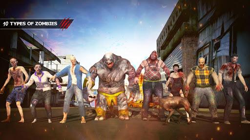 Dead Walk City : Zombie Shooting Game apkdebit screenshots 8
