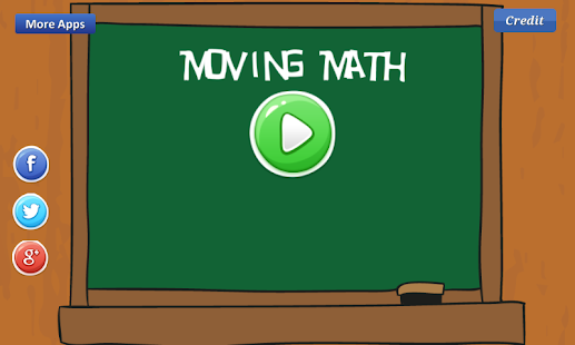 Moving Math-find answer number Screenshot