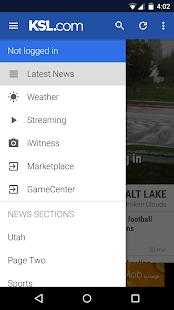 KSL News - Utah breaking news, weather, and sports 2.11.11 screenshots 2