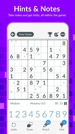 Sudoku 2.4.0 screenshots 3