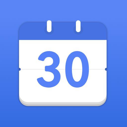 Calendário - Agenda, Lembretes, Tarefas & Feriados