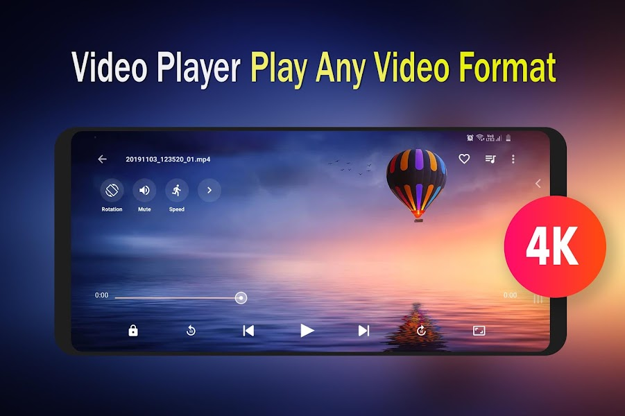 Video Player HD - All format video player