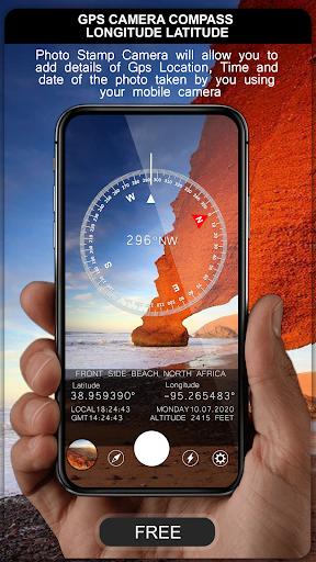 Download APK: GPS Camera with latitude and longitude v1.9.6 [Pro]