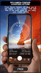 GPS Camera with latitude and longitude 1.9.6 (Pro)