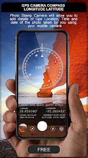 GPS Camera with latitude and longitude