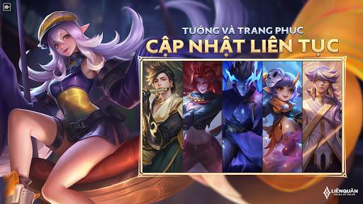 Garena Liu00ean Quu00e2n Mobile x Ultraman 1.36.1.11 screenshots 7