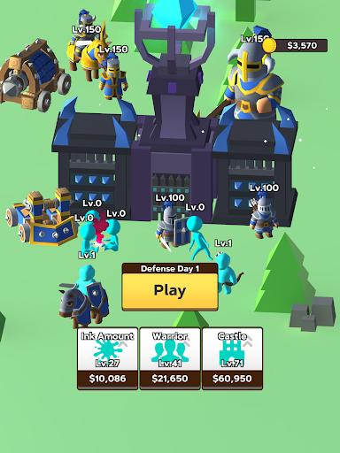 Draw Defence  screenshots 9