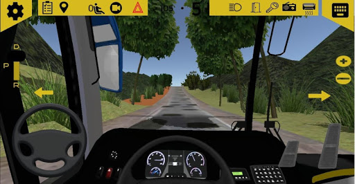 Live Bus Simulator apkpoly screenshots 4
