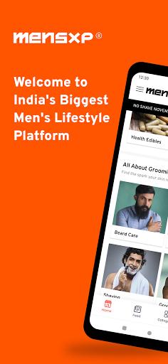 MensXP: Men's Shopping App & Lifestyle Destination  screenshots 1