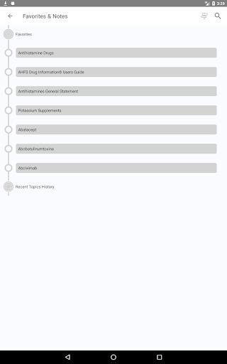 AHFS Drug Information (2021) 3.5.14 Screenshots 12